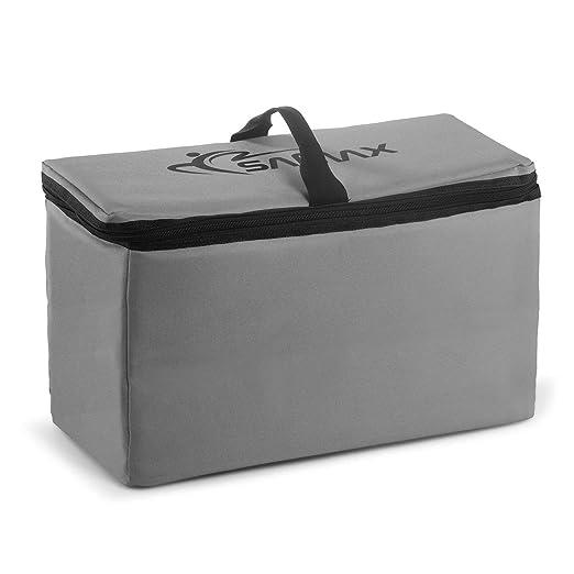 SAMAX Nevera portátil para Plegable Carrito de Offroad 42x19x24 cm ...