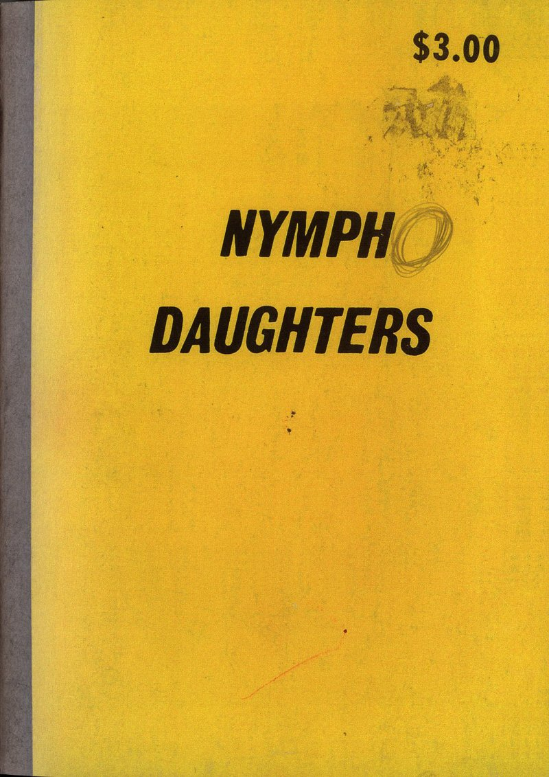 Read Online NYMPH DAUGHTERS. pdf