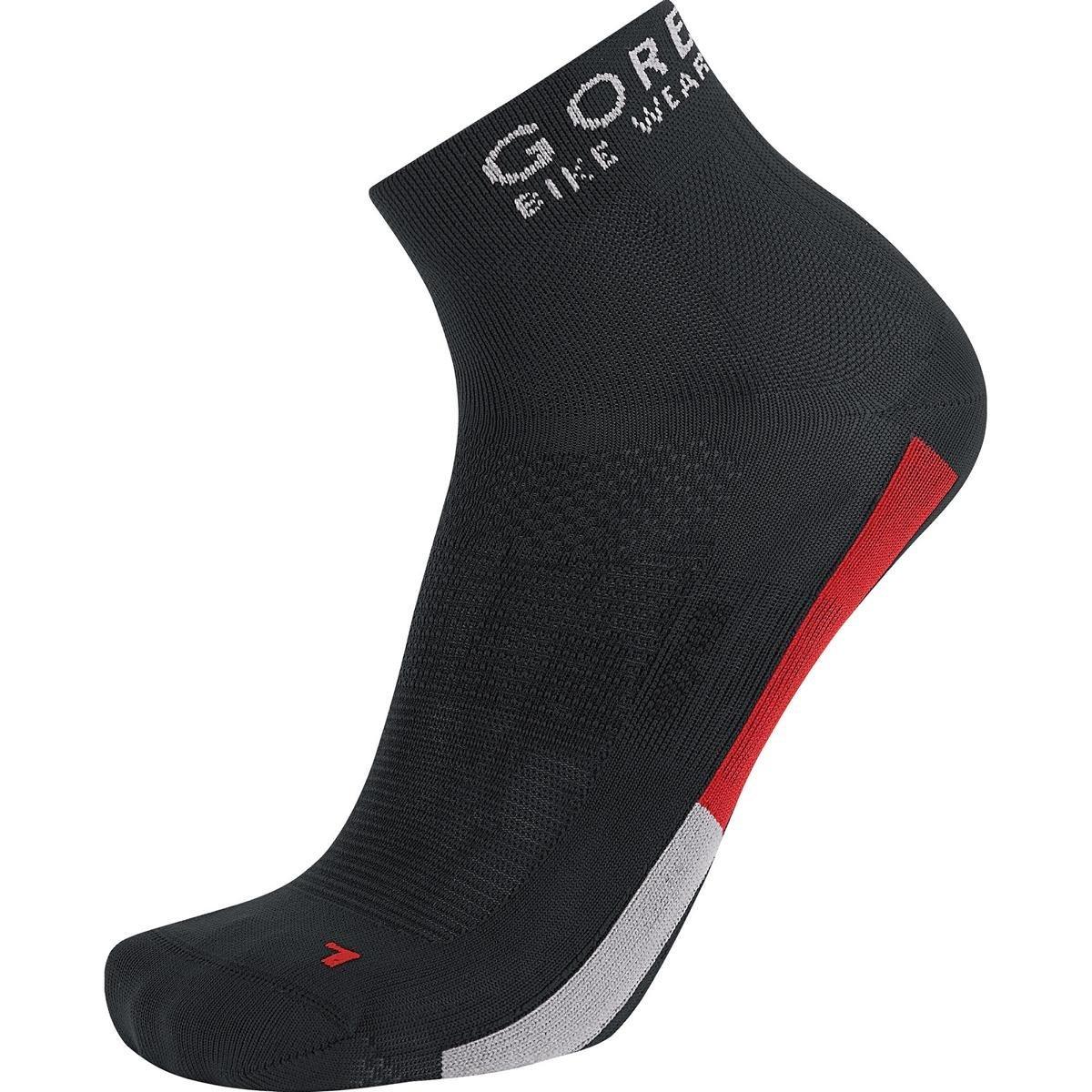 TALLA 38-40. Gore Bike Wear Calcetines Ciclismo Carrera, Súper Ligeros, Gore Selected Fabrics, Oxygen Socks
