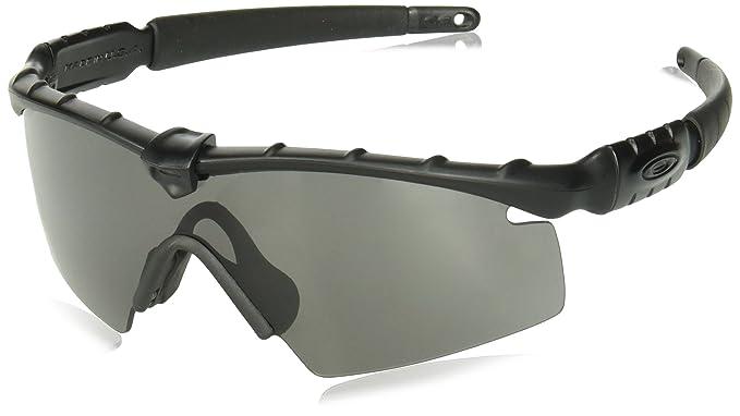 386a36e13e Amazon.com  Oakley M Frame 2.0 Strike Shield Sunglasses Matte Black ...
