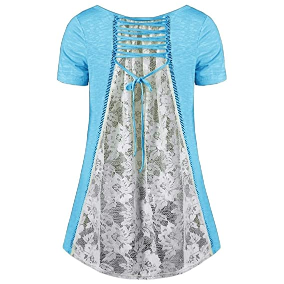 FAMILIZO Camisetas Mujer Verano Largo Camisetas Mujer ❤️S~3XL Blusa Mujer Elegante Camisetas Mujer