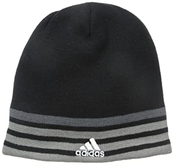 adidas Ultimate Beanie  Mens Running Accessories Bold Onix/Black I1q5311 Factory Outlet
