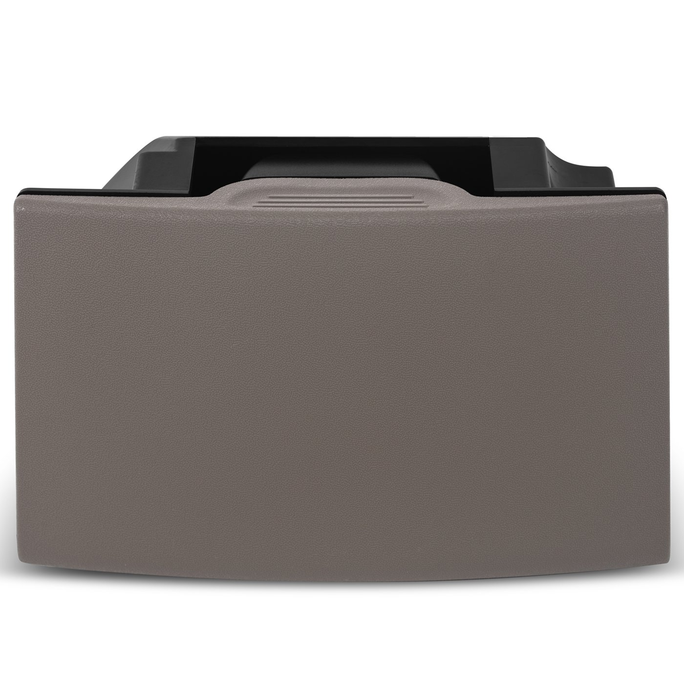 Gray OxGord Cup Holder Insert for 05-12 Pathfinder 05-15 Xterra 05-19 Frontier Replaces 96965-ZP00D Rear Seat Center Console Box Assy-Cup
