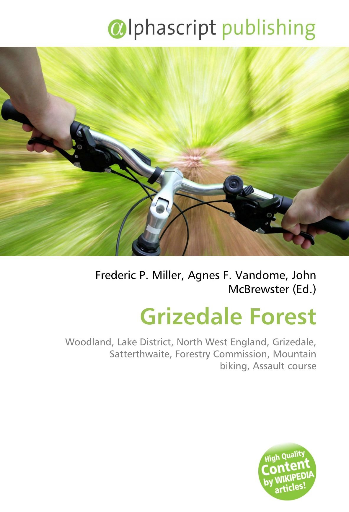 Grizedale Forest: Woodland, Lake District, North West England ...