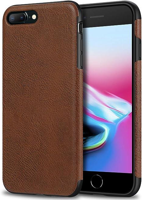 custodia iphone 8 plus pelle