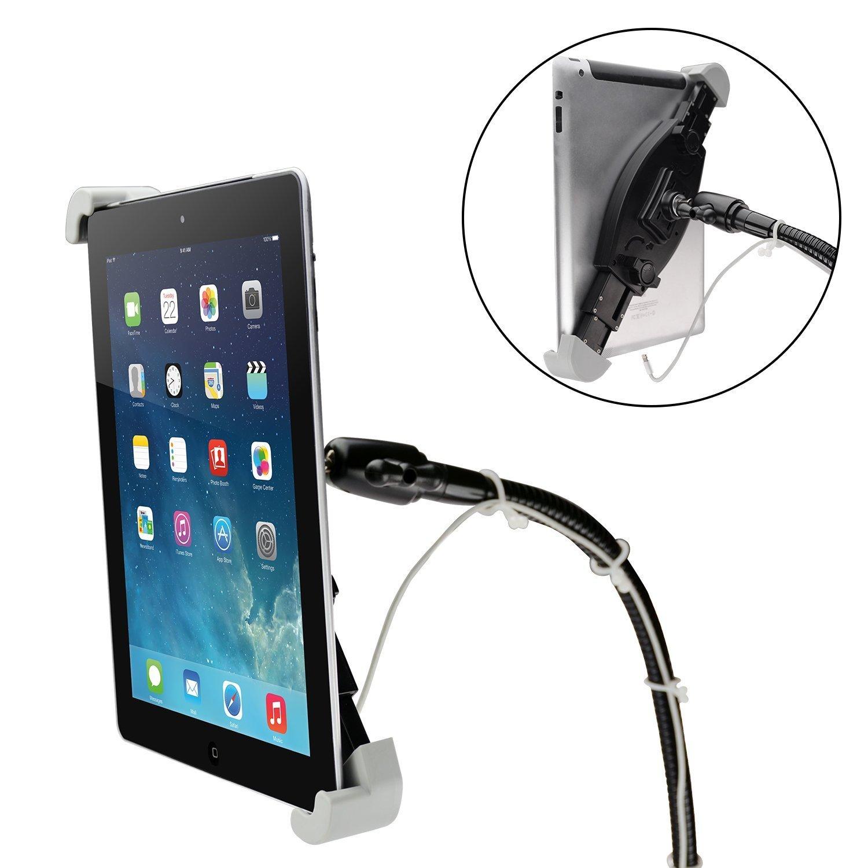 BESTEK Supporto Tablet per Auto per iPad PRO 24,6 cm iPad Air//Air 2 Supporto per Tablet da 7-10 Pollici iPad 4//3//2//1 360 Gradi di Rotazione iPad Mini 4//3//2//