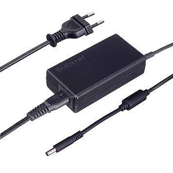 Adaptador de alimentación cargador AC para la45nm140 ha45nm140 Dell Inspiron 15 - 3552 hk45nm140 ordenador portátil alimentación cargador: Amazon.es: ...