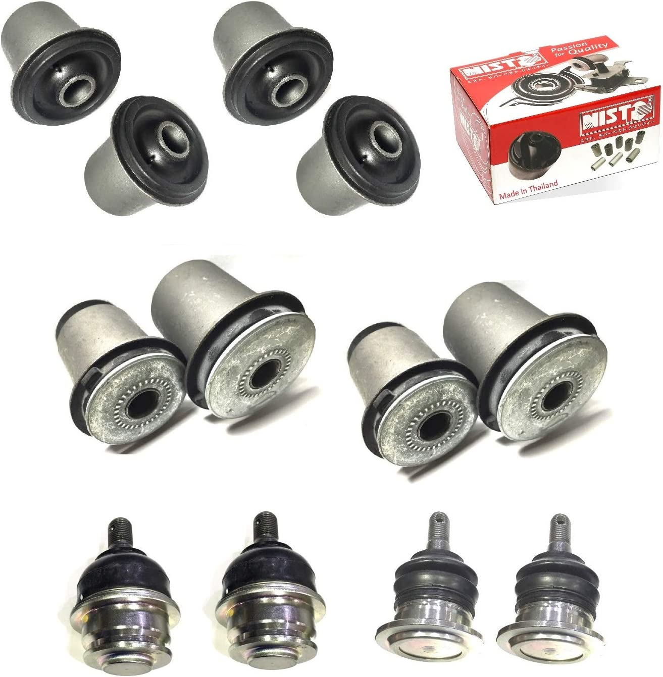 Bushing For 2004-2015 Toyota Hilux Pickup Front LH RH Stabilizer Sway Bar Link