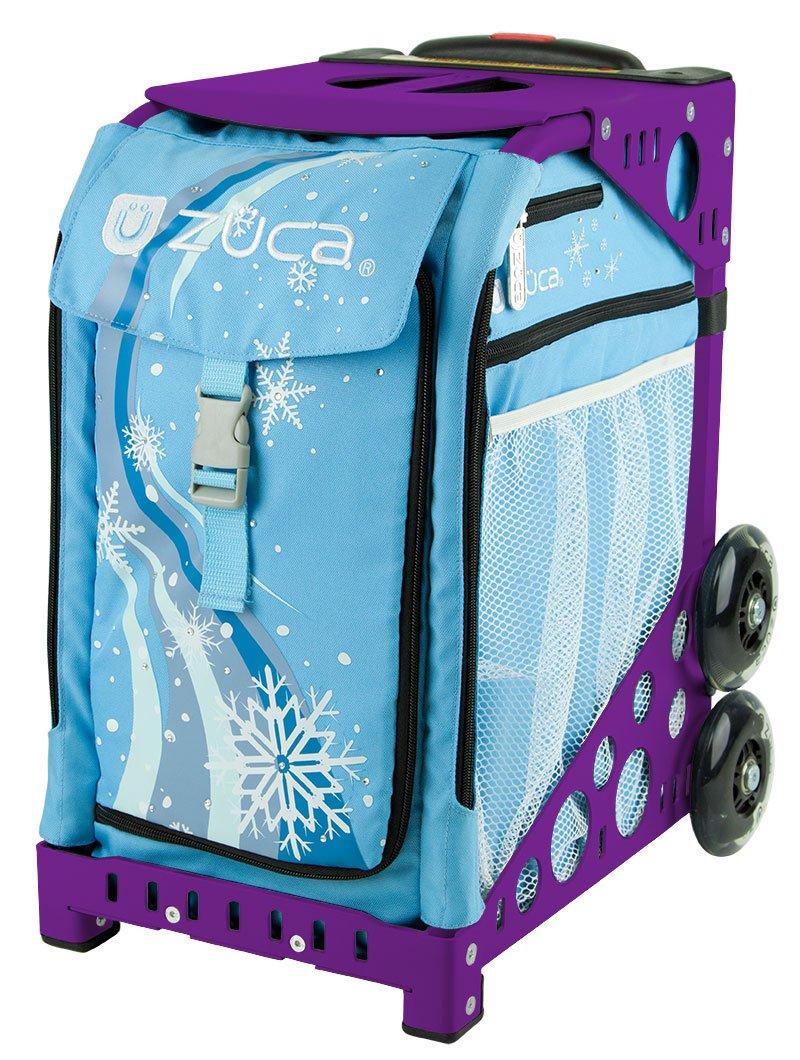 ZUCA Wonderland Sport Insert Bag with Purple Frame