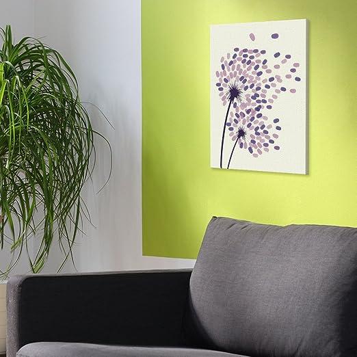 Amazon.com: Muhan Wedding Party Fingerprints Tree Dandelion ...