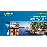 Südschweden: Von Skåne nach Småland und zurück. 625 km (Bikeline Radtourenbücher)