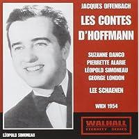 Offenbach - Tales of Hoffmann Vienna 1954