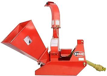 Amazon Com Wood Chipper 3 Point Attachment Tractor Pto 4 X10