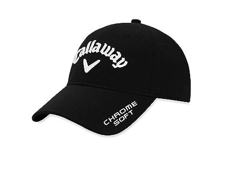 1dc9d9825 Amazon.com : Callaway Performance Pro Jr Hat, Black : Sports & Outdoors