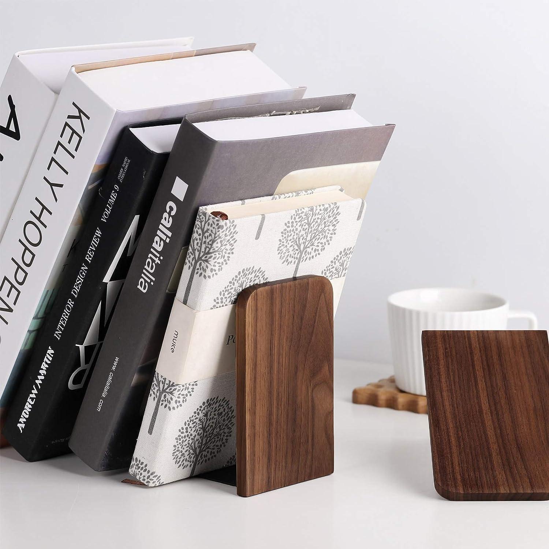 2 Paar Buche Buche Muso Wood Buchst/ützen 13 cm H x 8,1 cm B x 10,2 cm L