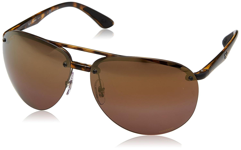 00d6e7af04 Amazon.com  Ray-Ban Men s 0rb4293ch601 a164plastic Man Sunglasses Polarized  Iridium Aviator