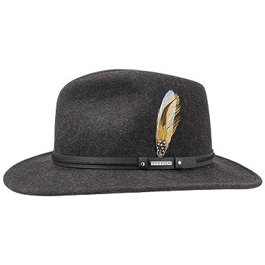 5f29e02913154 Stetson Newsend Traveller VitaFelt Hat Men