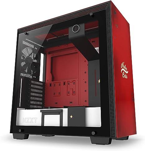 NZXT Nuka Cola - Caja de ordenador H700 formato ATX con cristal ...