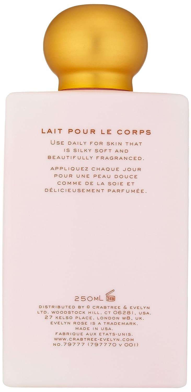 Crabtree Evelyn Body Lotion Rose 85 Fl Oz Parfum Riject Luxury Beauty