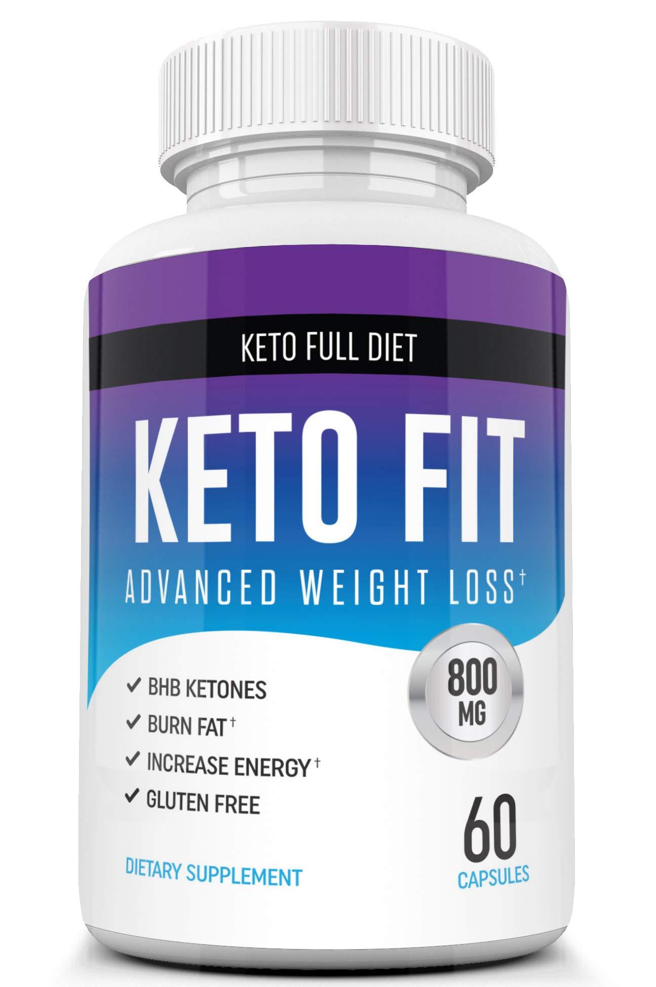 Amazon Com Best Keto Slim Fit Diet Pills Keto Advanced Appetite