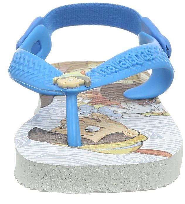 Havaianas Disney Retro, Baby Jungen Zehentrenner, Weiß 0001, 23 EU (21  Brazilian): Amazon.de: Schuhe & Handtaschen