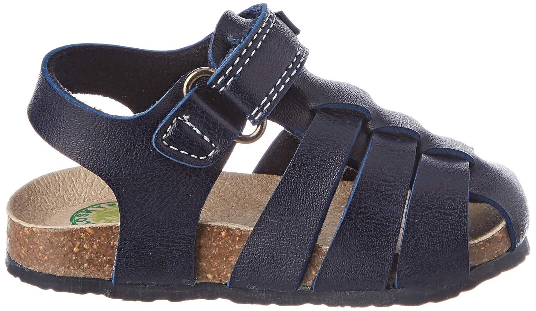 Pablosky Boys Closed Toe Sandals Blue 5.5 UK Azul 589920
