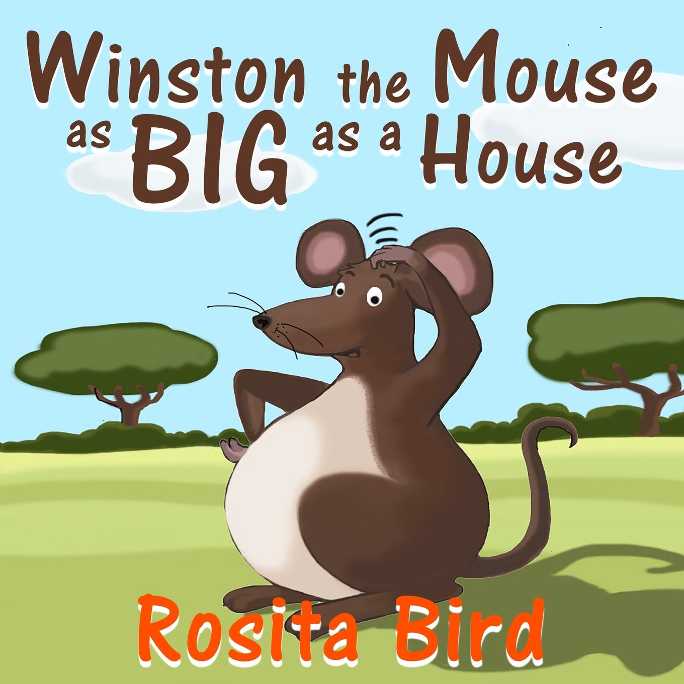 Winston, the Mouse as big as a House pdf