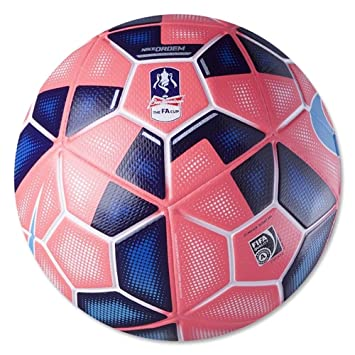 Nike Ordem 2 FA Cup Soccer Ball Official Match Ball