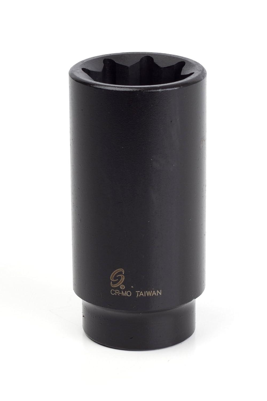 Sunex 230qd 1//2-Inch Drive 15//16-Inch 8-Point Deep Impact Socket