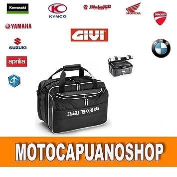 Nueva bolsa mochila Interior GIVI t484b para maletas Trekker trk33 N trk46 N trk33 - 46: Amazon.es: Coche y moto