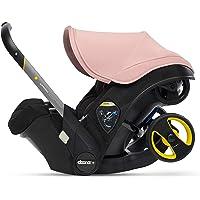 Doona Infant Car Seat & Latch Base – Car Seat to Stroller – Blush Pink – US Version