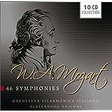 Mozart: 46 Symphonies