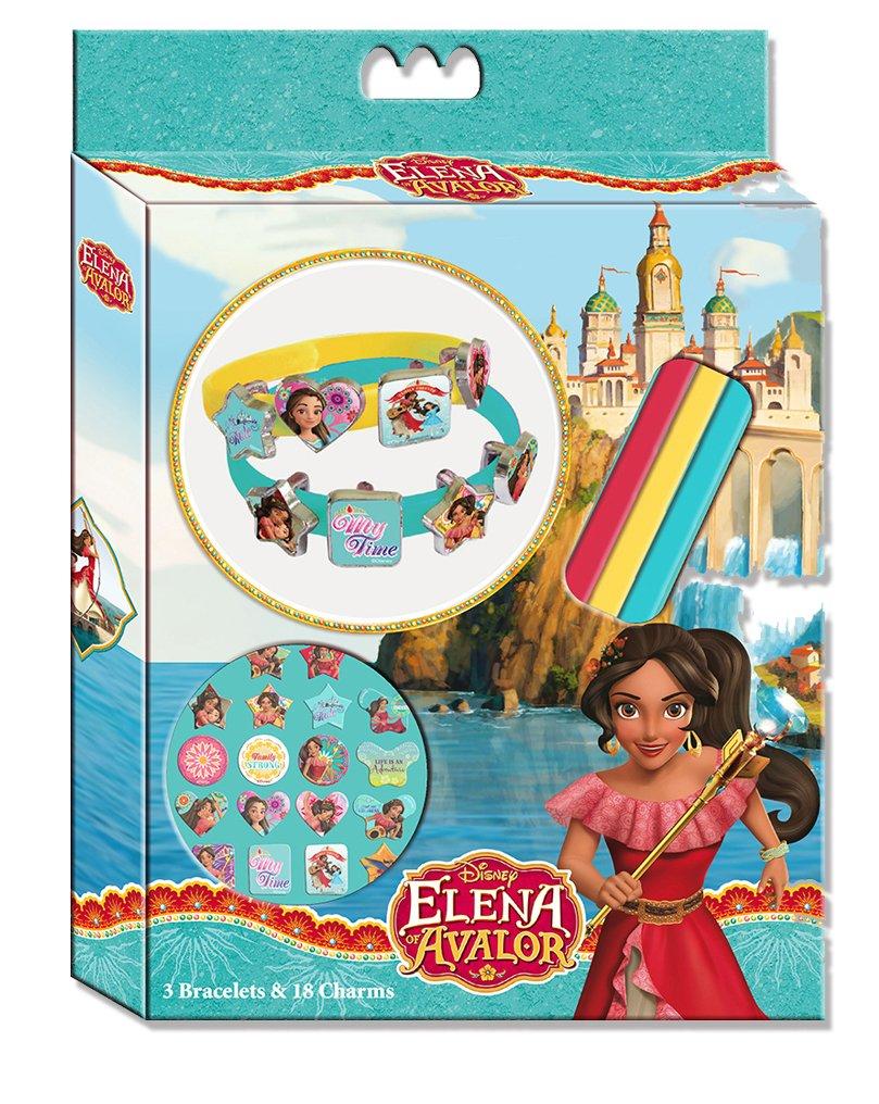 Sets de regalos para reci/én nacidos Elena de Avalor Caja Pulsera Cdu 8 piezas de