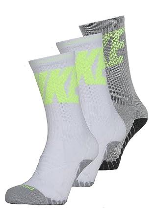 Nike U NK Everyday MAX Cush Crew 3P - Calcetines, Unisex: Amazon.es: Ropa y accesorios