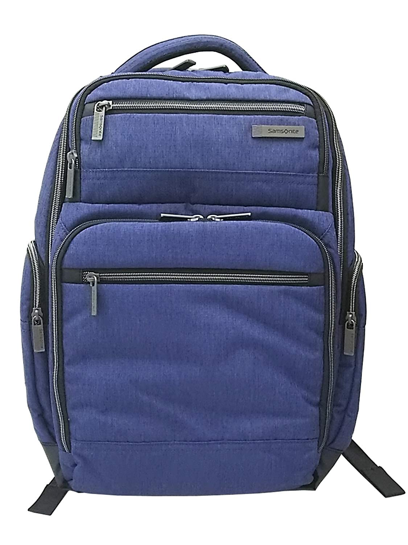 SAMSONITE サムソナイト Modern Utility Double Shot Backpack モダンユーティリティ ダブルショットバッグパック リュック 89574-0661 Vintage Navy  [並行輸入品] B07JF1ZQRB