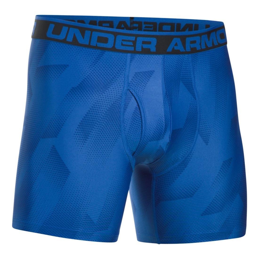 (アンダーアーマー)UNDER ARMOUR UA ORIGINAL 6'' BOXERJOCK PRINT B01FF0C05W XXXXX-Large|Blue Marker/ Blue Marker Blue Marker/ Blue Marker XXXXX-Large