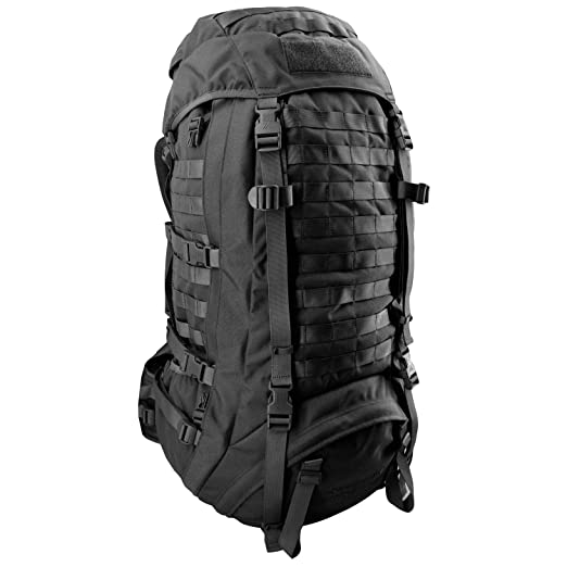 Karrimor SF Predator 80-130 PLCE Backpack One Size Black