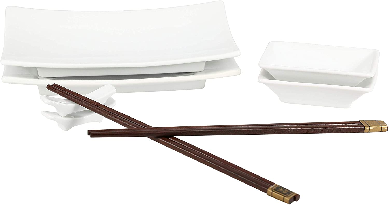 BIA Cordon Bleu Kitchen Sushi Gift Set, White