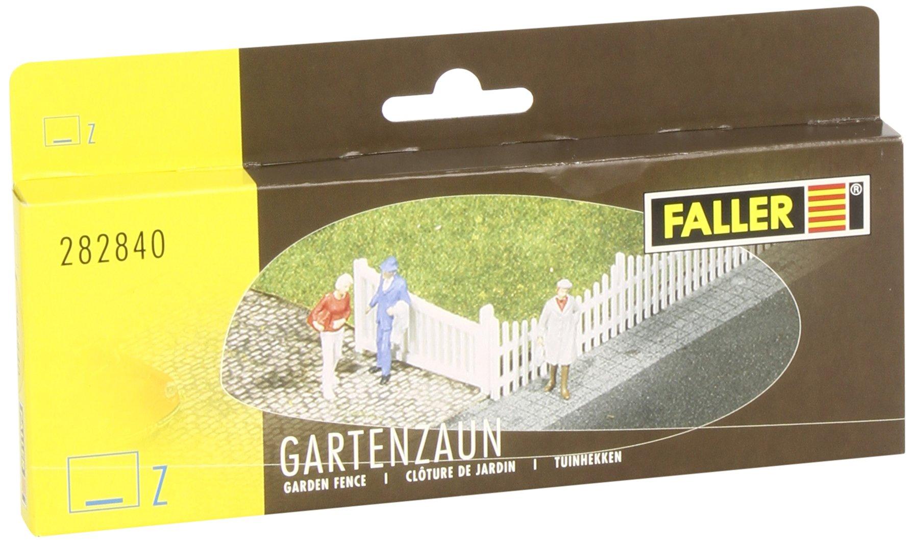 Faller 282840 Garden Fence 43.7cm Z Scale Building Kit