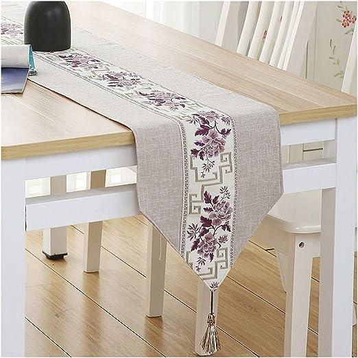 Caminos de mesa Elegante Mesa de Estilo Chino decoración de la ...