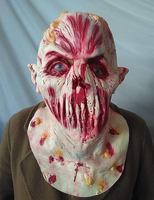 Máscara sin Boca Máscara sangrienta del Zombi Demonios de ...