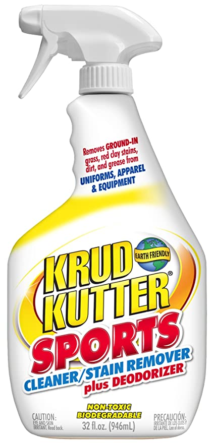 amazon com krud kutter sc32 6 sports cleaner with stain remover and