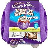 Cadbury Dairy Milk Egg 'n' Spoon with Oreo (4 eggs to share) 136g