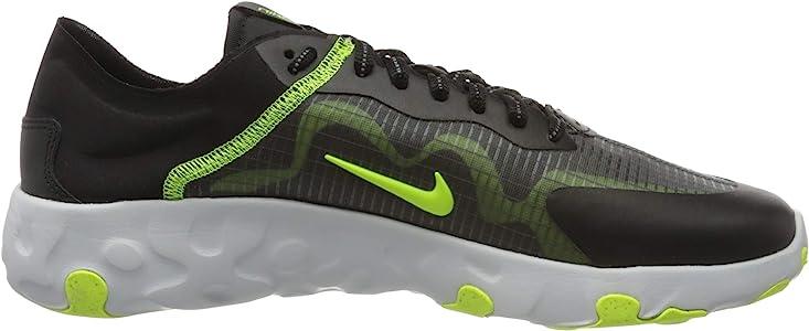 Nike Renew Lucent, Zapatillas para Hombre, Negro (Black/Volt/Pure Platinum/Dark 105), 40.5 EU: Amazon.es: Zapatos y complementos