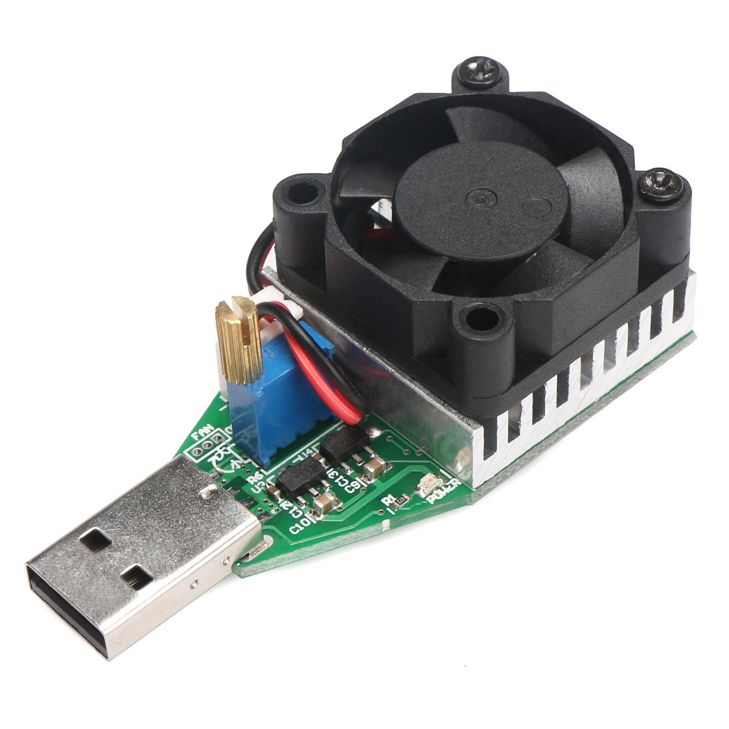 DDRZD Test /& Measuring Module 3pcs USB Charge Current Detection Load Tester Instrument 2A//1A Discharge Aging Resistance USB Power Adapter HIGH Performance Test Module