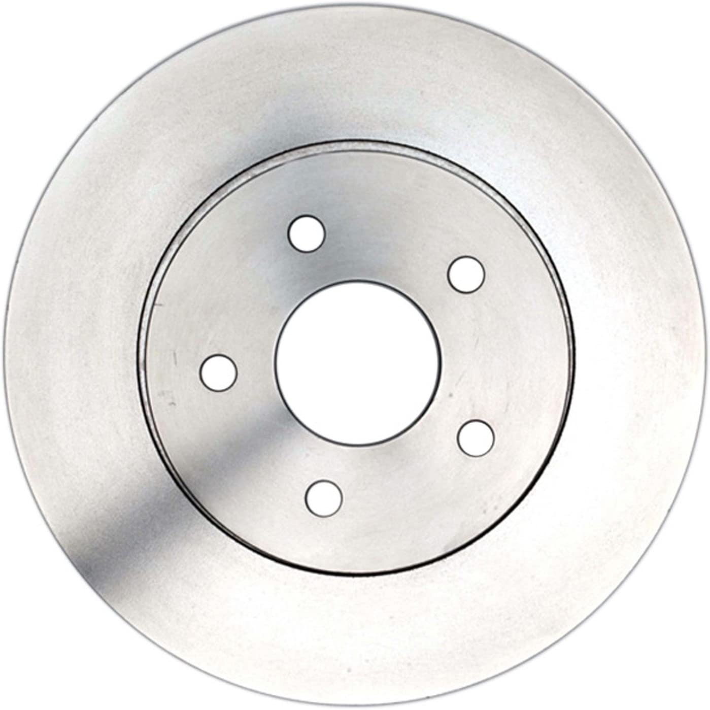 ACDelco 18A1669 Professional Rear Disc Brake Rotor Assembly