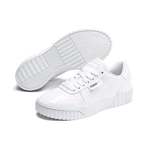 PUMA Mädchen Cali Patent Jr Sneaker: : Schuhe