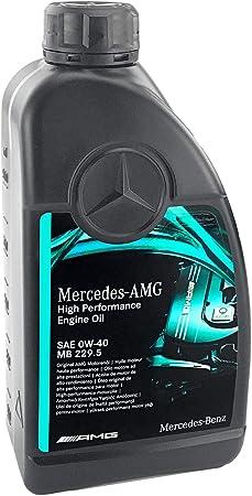 Nb Parts Original Mb Engine Oil 229 5 0w40 1 Litre Without Accessories Auto
