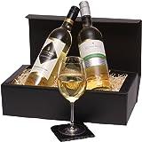 Two Bottle Australian White Wine Hamper - Wine Gift Duo From Australia