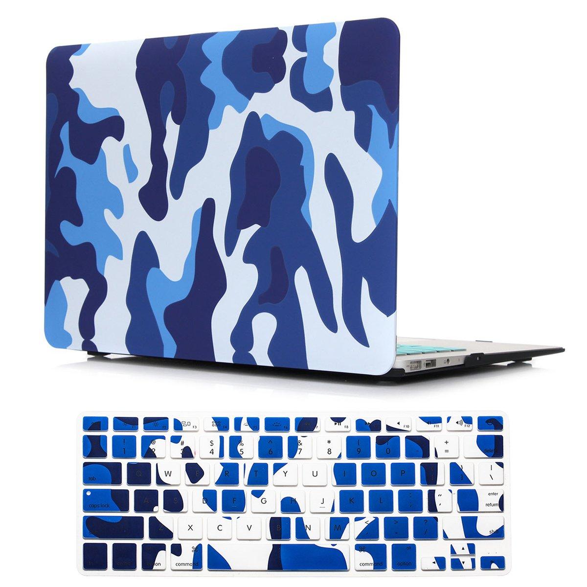 Amazon.com: papyhall Macbook Color de la carcasa protectora ...